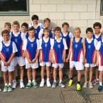 Elizabeth College Year 7 and 8 Cross Country Team