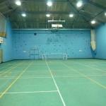 16 Sports Hall