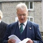 Rob Champion reads WHG Milnes' Address
