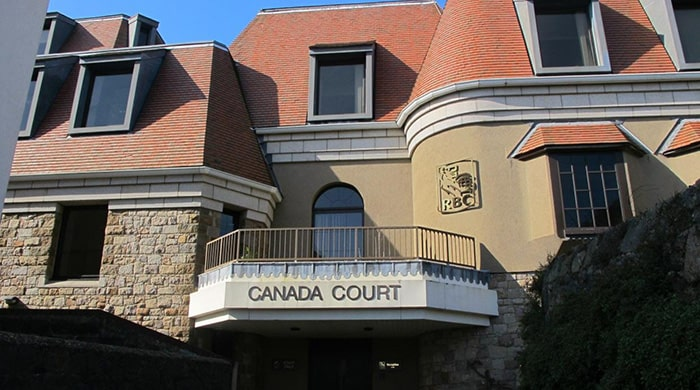 Canada Court Frontage